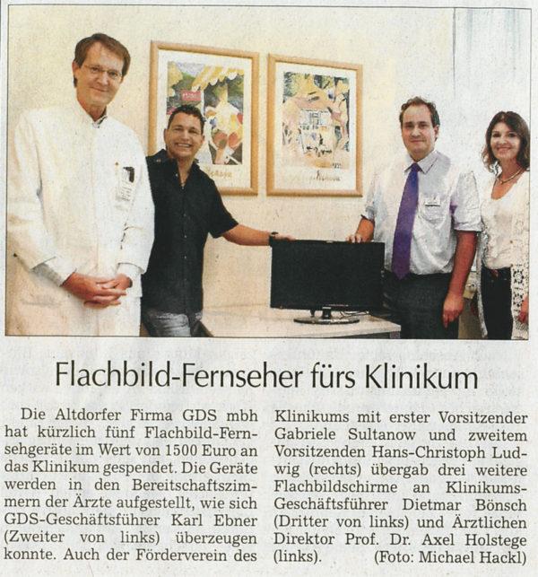 Landshuter Zeitung Oktober 2012