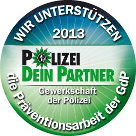 GDS unterstützt Präventionsbroschüren der Polizei
