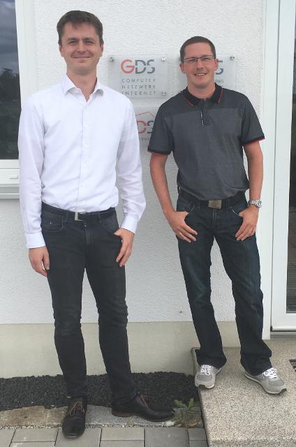 GDS - neue Mitarbeiter Juni 2018